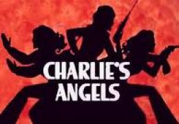 Charlie's Angels, 70's TV Show Sabrina, Kelly, and Chris