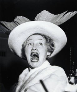 Anyone over 50 should be able to remember Hedda Hopper.  Those who are younger are wondering who the heck she is.  She was one of the biggest quidnunces of her day.  She died in 1966 at the age of 80 from pneumonia.