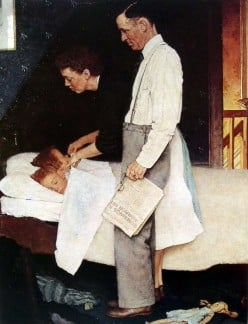 Norman Rockwell and The American Vision