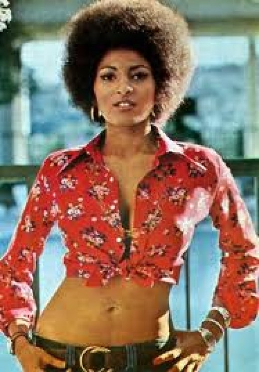 Pam Grier (Foxy Brown)