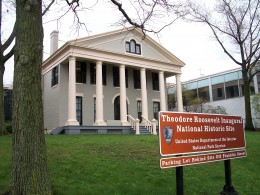 The Wilcox Mansion, Buffalo, New York: the Theodore Roosevelt Inaugural National Historic Site