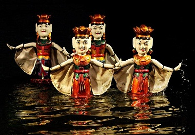 Water Puppet