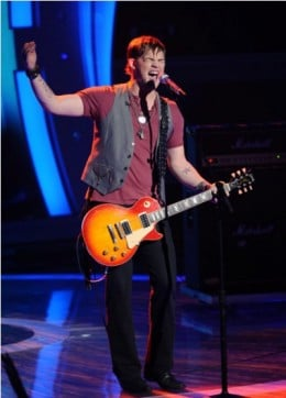 James Durbin eliminated May 12, 2011 - American Idol 2011 Top 4 - American Idol 2011 Season 10 Updates, Contestants, Results, Performances
