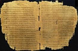 Greek Manuscript found in Iraq