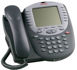 A Typical VoIP Phone