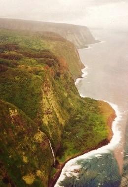 Kahala coastline