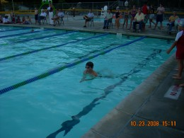 Swim teams are affordable and provide excellent exercise.