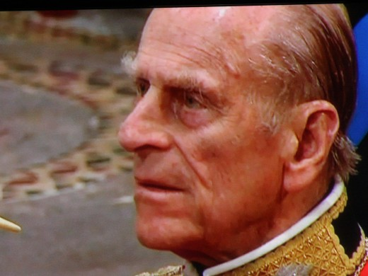 Prince Philip at wedding of Prince William and Catherine Middleton   deedsphoto