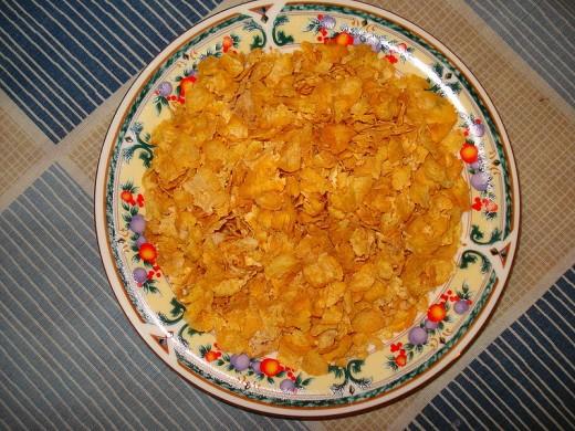 Your corn flakes already contain GM corn