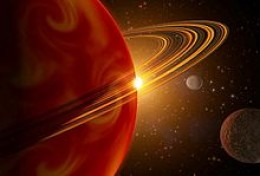 A Gas Giant