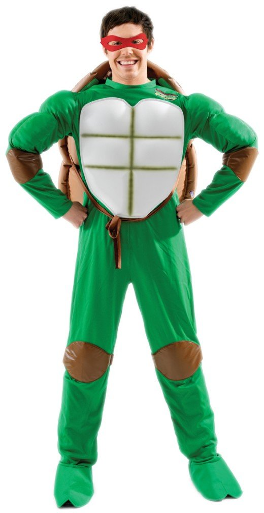 Teenage Ninja Turtle Costume