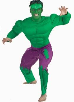 The Hulk Costume