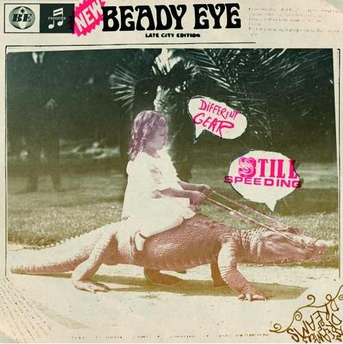 Beady Eye's first album released on 28/2/2011