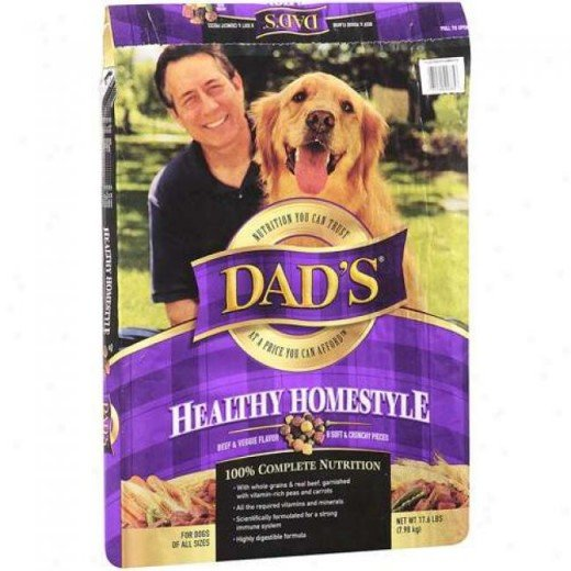 Dad's dog food