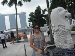 in Marina bay