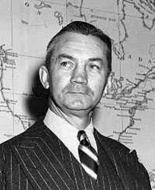 James Forrestal - Photo Source: US National Archives