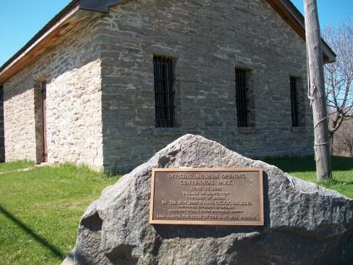 The Old Stone Jail, Beaverton, Ontario