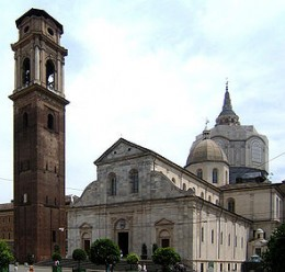 Turin Cathedral - In Turin (where it belongs)