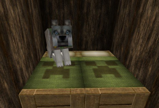 New beds and puppies from Misa! For more HD Minecraft texture pack reviews, visit: