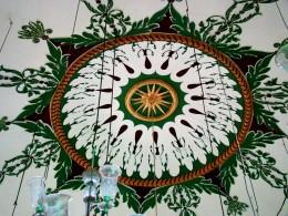 Ceiling of Shah Najaf Imam Bargah