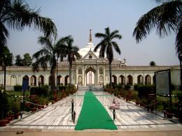 Entrance of Shah Najaf Imam Bargah