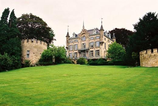 Gronsveld castle