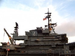 Visiting the USS Midway Museum in San Diego, California