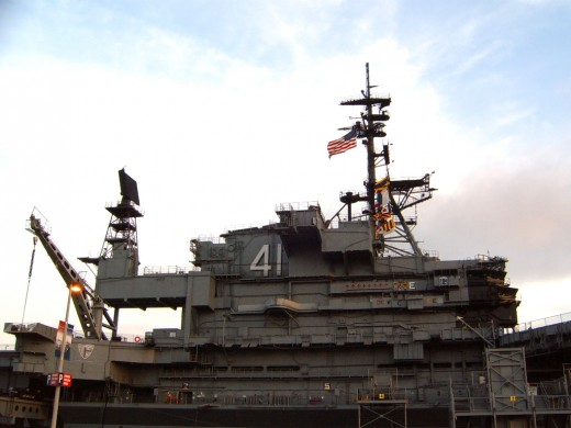USS Midway ~ 41
