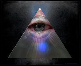 Cosmic Eye - Symbol for consciousness