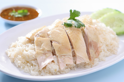 Hainan Chicken Rice Image:  Jump Photography|Shutterstock.com
