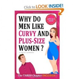 plus size women's book