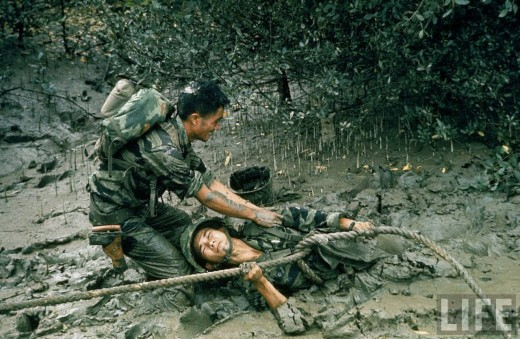 why the usa lost the vietnam war Vietnam: the day the war was lost us military police with a captured vietcong  guerilla outside the us embassy hugh lunn the australian.