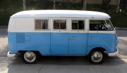 VW Bus - A Type 2
