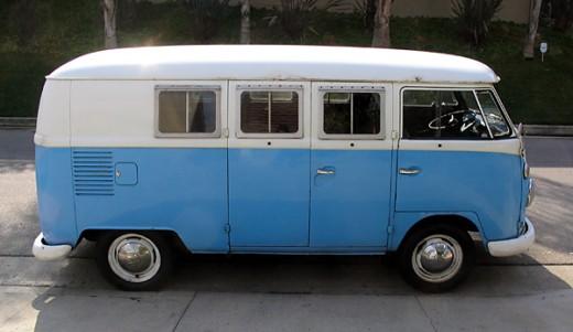 VW Bus - A Type 2