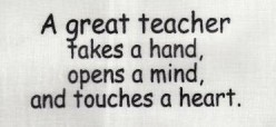 Qualities of a Good Teacher in Education