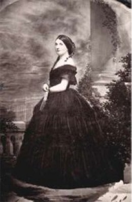 Harriet Lane, niece of James Buchanan