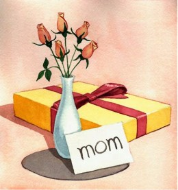 remembering mom...