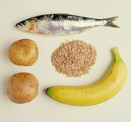 Foods rich in vitamin B