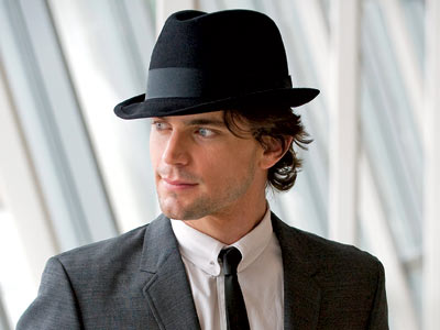 The debonair Neal Caffey played by the suave Matthew Bomer.