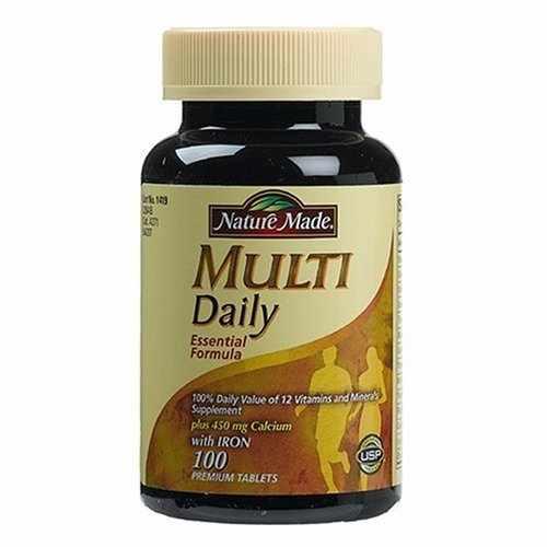 Nature Made Multi-Vitamins