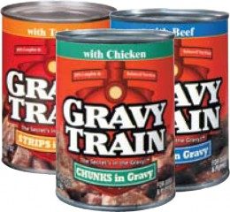 Gravy Train Dog Food