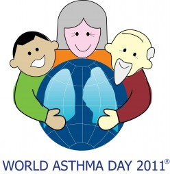 May, Month of World Asthma