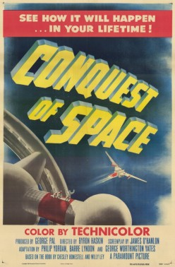 Conquest of Space (1955) - A Story of Tomorrow