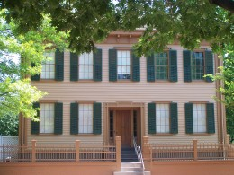 The Lincoln Home, Springfield, Illinois