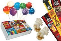 Lollipop Sales Meat Sticks