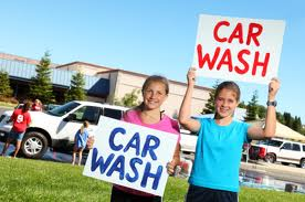 Car Wash Fundraisers