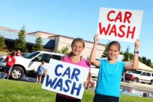 Car Wash Fundraisers