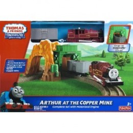 Thomas the Tank Engine Trackmaster Products are very popular in the UK.