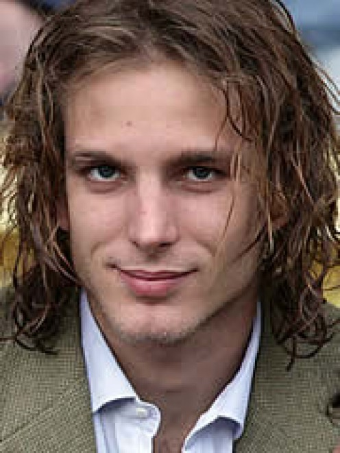 All the right stuff...Andrea Casiraghi
