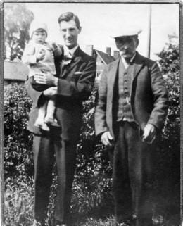 Restored Great-Grandad Photo